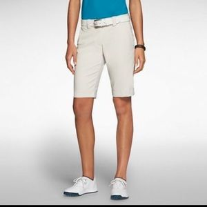Nike Golf Womens Modern Rise Dri-Fit Shorts 10